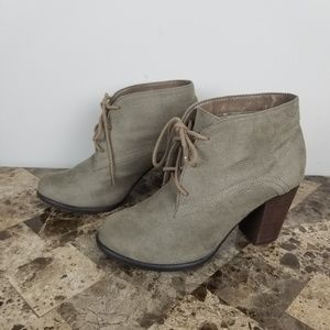 Attention Talina Beige Booties